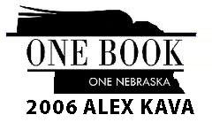 One Book One Nebraska 2006 Alex Kava