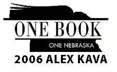 One Book One Nebraska 2006 Alex Kava