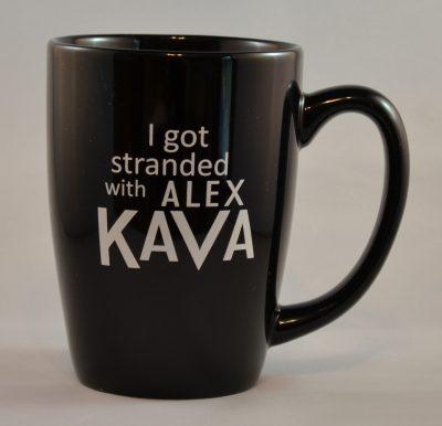 Alex Kava | STRANDED Coffee Mug