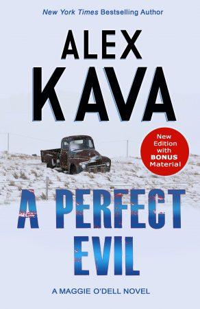 A Perfect Evil   Alex Kava   Reprint 2017