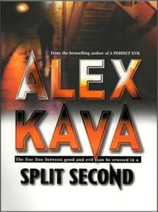 Split Second | Alex Kava | Book 2 in the Maggie O'Dell series