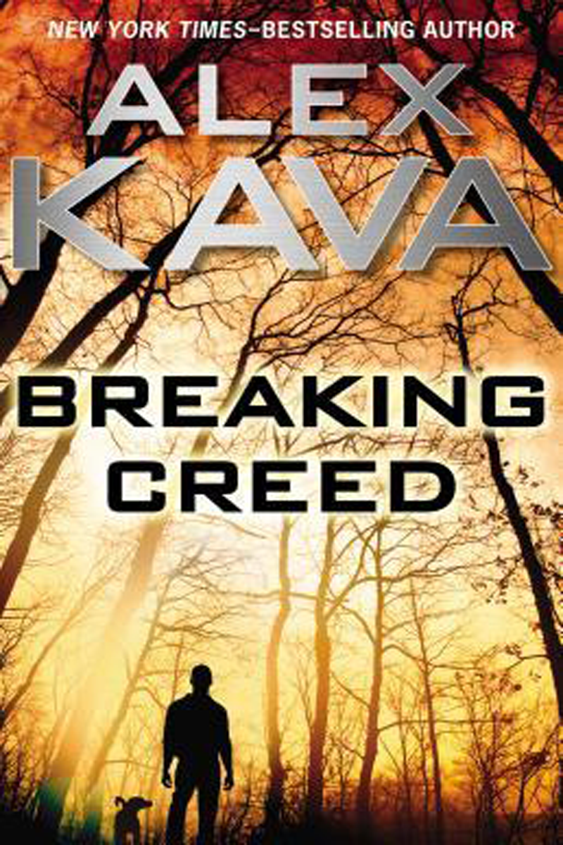 BREAKING CREED | Ryder Creed K-9 Mystery series | Book 1 | Alex Kava