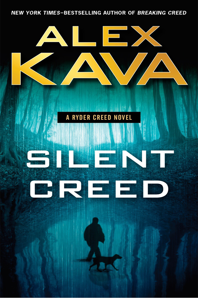 Silent Creed | Book 2 Ryder Creed K-9 Mystery series | Alex Kava