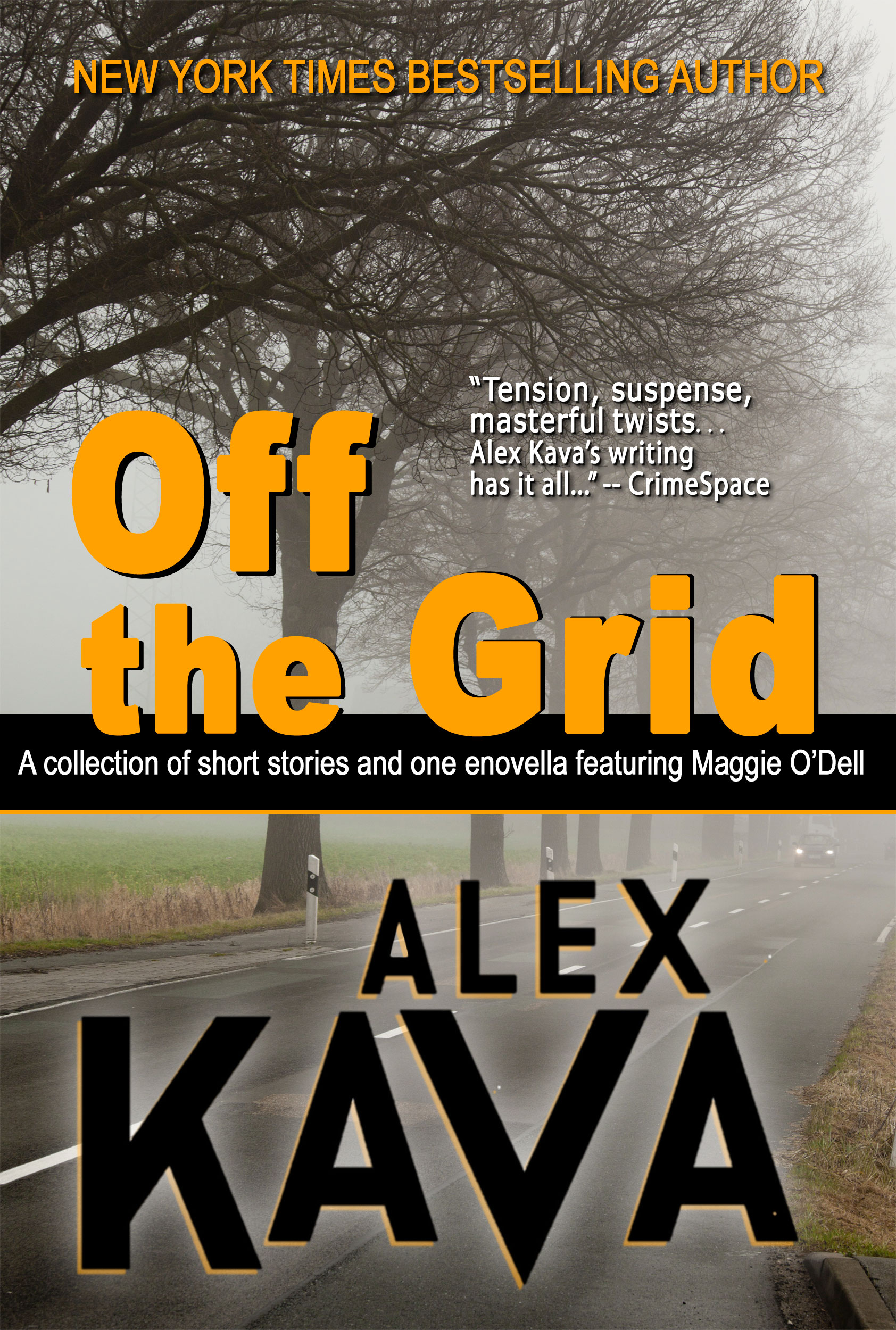 OFF THE GRID (Maggie O'Dell Short Stories)