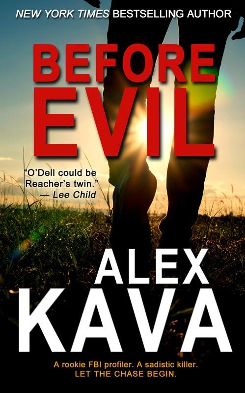 BEFORE EVIL   Alex Kava   Prequel 2017