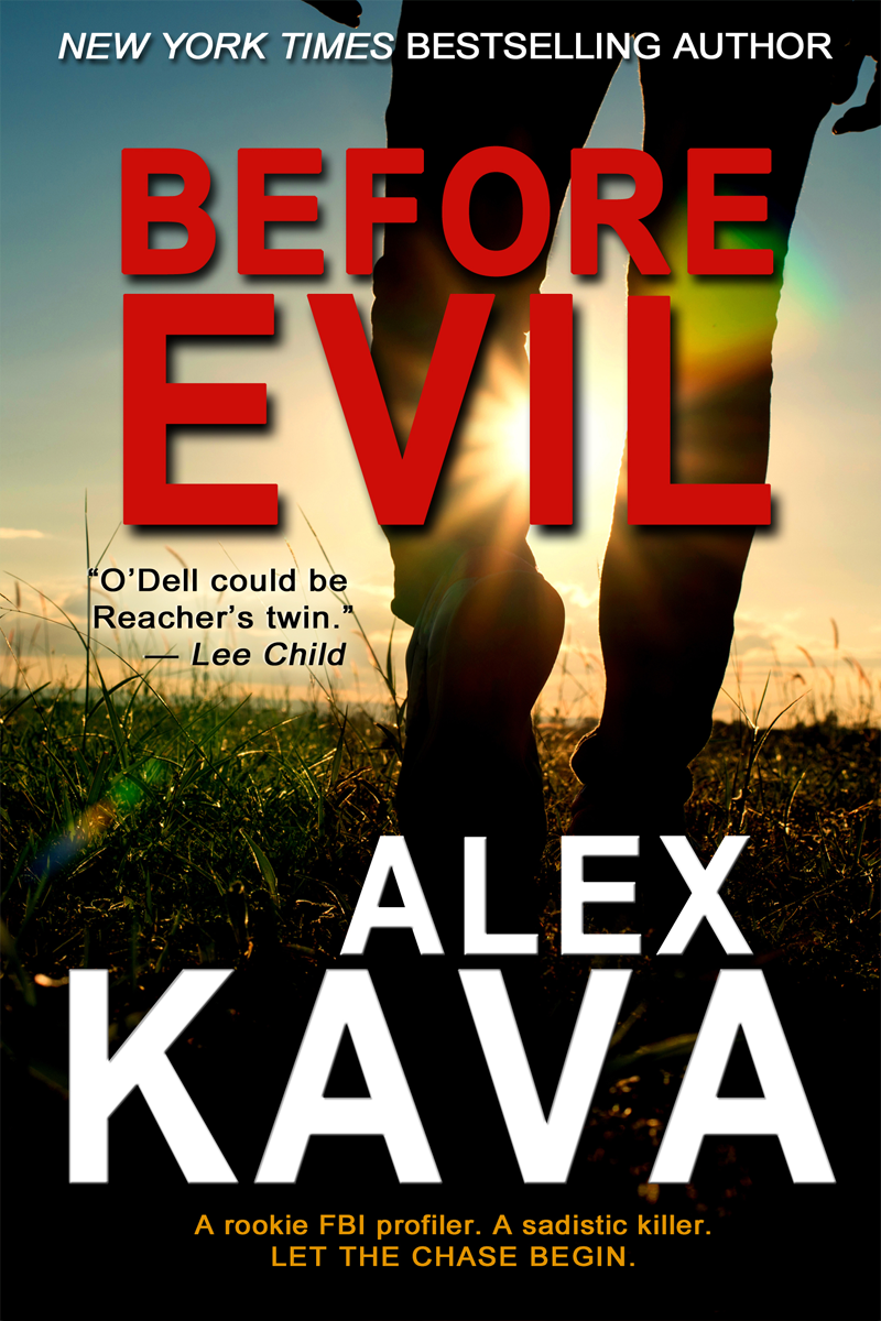 BEFORE EVIL The Prequel | Book 12 Maggie O'Dell
