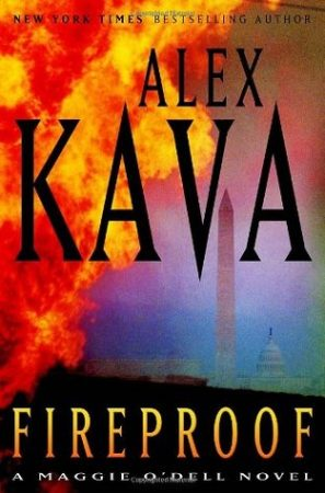 FIREPROOF | Alex Kava | Maggie O'Dell