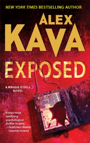 EXPOSED   Alex Kava   Maggie O'Dell