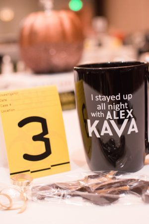 2018 Alex Kava VIR Club Luncheon