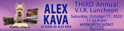 20 Years of ALEX KAVA BOOKS | 3rd Annual VIR Club Luncheon