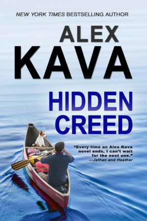 Alex Kava 2020 Book 6 Ryder Creed K-9 series | HIDDEN CREED