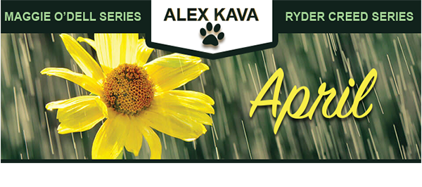 Alex Kava's APRIL 2020 VIR CLUB NEWSLETTER