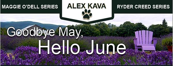 Alex Kava NY Times Bestselling Author