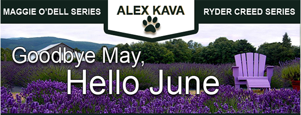 Alex Kava NY Times Bestselling Author