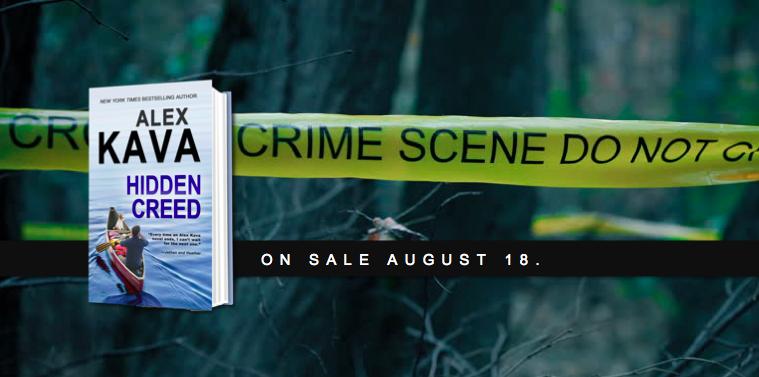 Hidden Creed | Book 6 | ALEX KAVA 2020