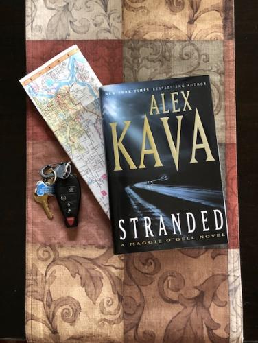 STRANDED | ALEX KAVA
