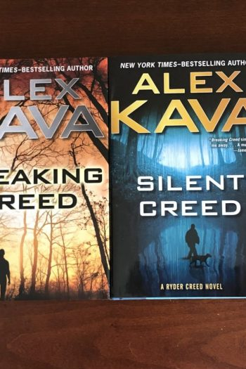 Ryder Creed K-9 Mystery Series Starter Package | Alex Kava