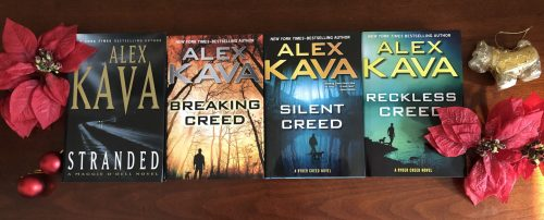 Ryder Creed K-9 Mystery Series Starter Package   Alex Kava