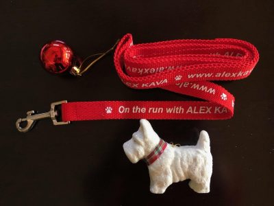 Alex Kava Pet Leash